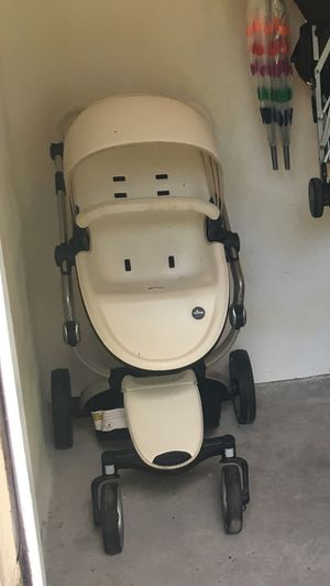 Mima stroller whit everything for Sale in Orlando, FL