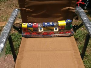Melissa and Doug stacking train from Disney world for Sale in Clayton, NC