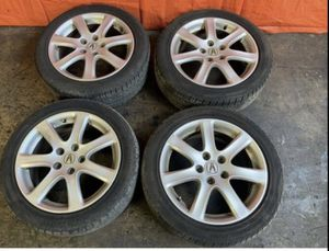 5x114 Honda or Acura wheels with some scratches for Sale in Boston, MA
