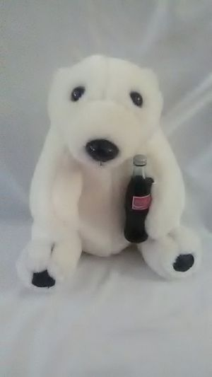 Coca Cola Coke Polar Bear for Sale in Rogers, MN