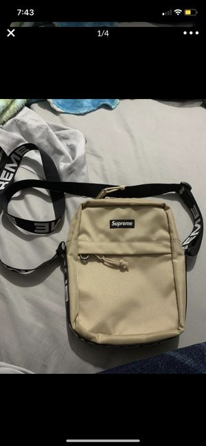 Supreme cross body bag for Sale in Fort Worth, TX
