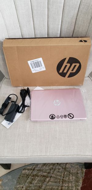 "Brand New Brand New 11.6"" HP Stream Laptop (Rose Pink) with Windows 10 + Office 365 (In Box) for Sale in Pembroke Pines, FL"