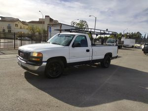 Truck GMC Sierra runs and drives excellent for Sale in Alhambra, CA