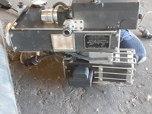 Arriflex bell and Howell camra projector for Sale in Pasadena, CA