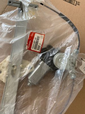 2004-2008 Acura TL right front window motor/regulator for Sale in South Plainfield, NJ