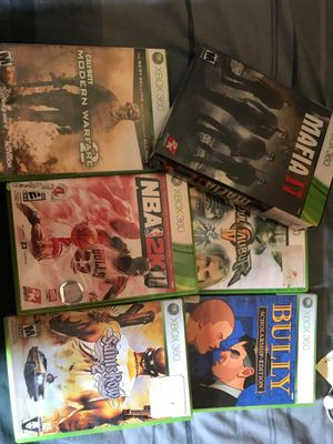 Xbox360 games for Sale in Nashville, TN