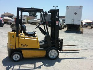 2000 Yale Forklift for Sale in San Diego, CA
