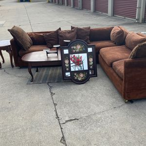 Sectional With Bundle for Sale in Stone Mountain, GA