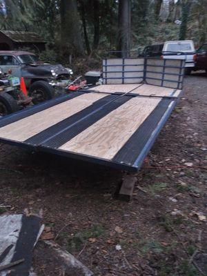 Spirit 3 place snowmobile trailer. for Sale in Gold Bar, WA