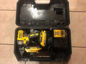 DEWALT 20V MAX XR Impact Driver Kit for Sale in Dalton, GA