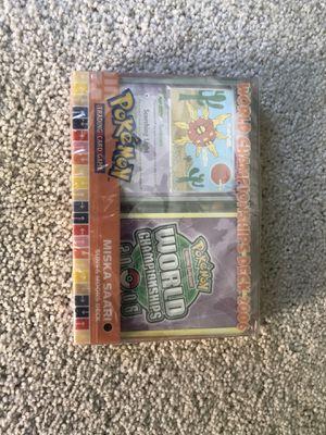2006 Pokemon World Championships Deck - Miska Saari - Rare! for Sale in Kent, WA