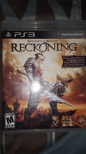Kingdoms of Amalur Reckoning for Sale in Tacoma, WA