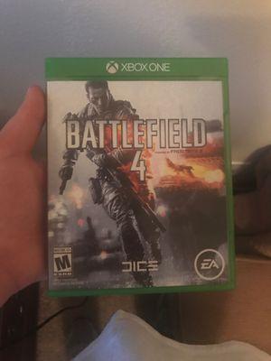 Battlefield 4 Xbox One for Sale in Ocean Springs, MS