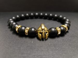 **.NATURAL STONE.- Helmet Onyx powerful Bracelet (Block & remove negative energy, healing, power) for Sale in Rancho Cucamonga, CA