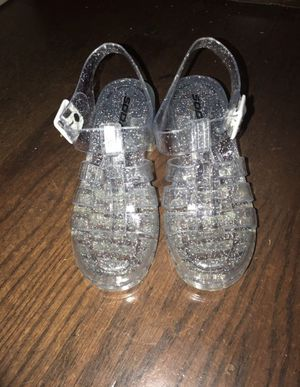 Woman's Jelly Heels with Strap size 6 for Sale in Queens, NY