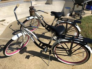 "Schwinn Wildwind Women's 26"" Cruiser Bikes $95each for Sale in Richardson, TX"
