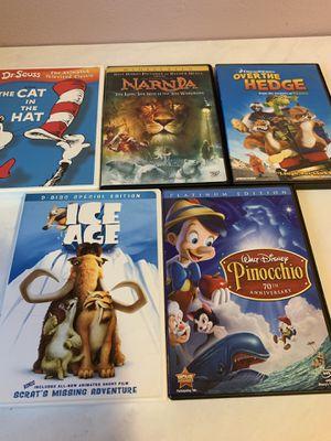 Disney/Pixar DVDs for Sale in Pittsburg, CA