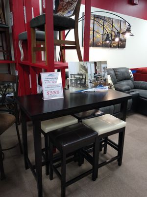 Ashley counter height dinette set for Sale in Uniontown, PA