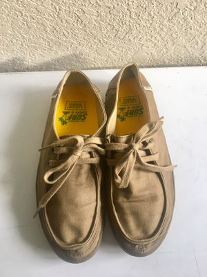 Vans Surf Siders 6/7.5 for Sale in Tacoma, WA