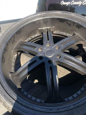 26 inch rims for Sale in Anaheim, CA