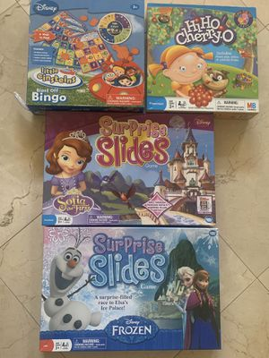 Kids games for Sale in Lake Forest, CA