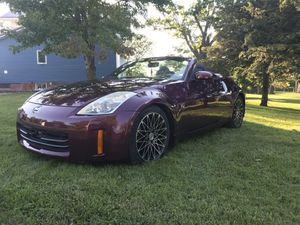 2006 Nissan 350z touring roadster for Sale in Camp Point, IL