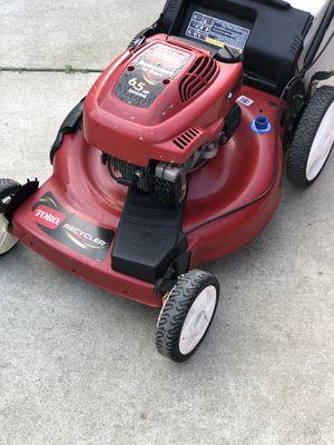 Toro self propelled lawn mower for Sale in Sacramento, CA