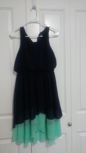 Flowy Blue&Mint Dress for Sale in BETHEL, WA