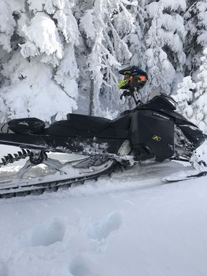 2015 Skidoo 800 X Snowmobile for Sale in Bothell, WA