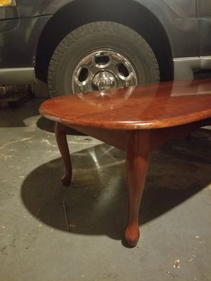 Antique Red Maple Coffee Table for Sale in Gresham, OR