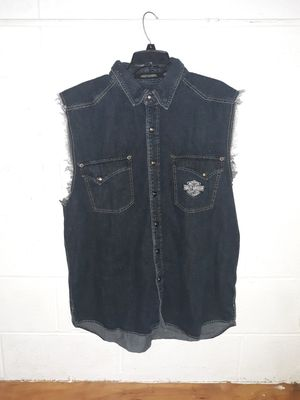 Harley Davidson sleeveless shirt for Sale in City of Industry, CA