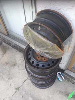 4 rims for toyota camry for Sale in Port St. Lucie, FL