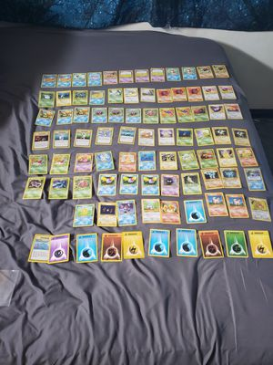 Original pokemon cards!! for Sale in Cincinnati, OH