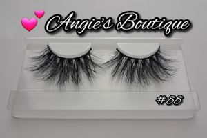 25mm Mink Eyelashes (Style #88) for Sale in Palmdale, CA