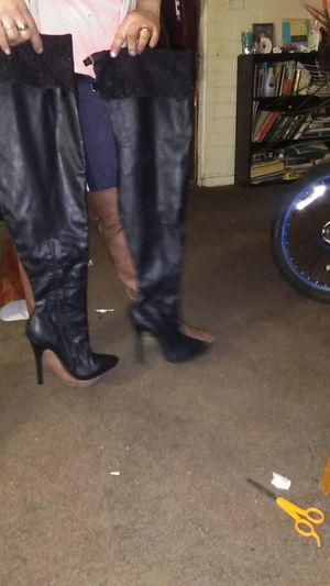 Sexy thigh high boots for Sale in West Jordan, UT