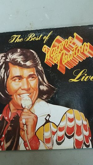 The best of Wayne Newton LP album for Sale in Tacoma, WA