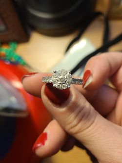 Engagement & Wedding Band Set for Sale in Spanaway,  WA