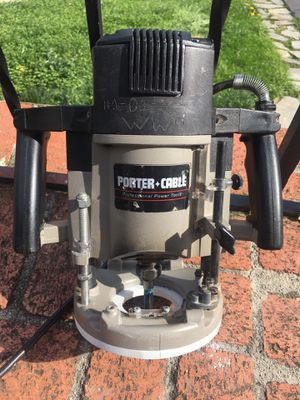 Porter Cable Plunge Router for Sale in San Leandro, CA