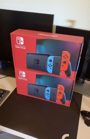 Nintendo switch V2 New for Sale in Miami, FL