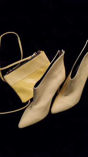 New booties and purse for Sale in Germantown, MD