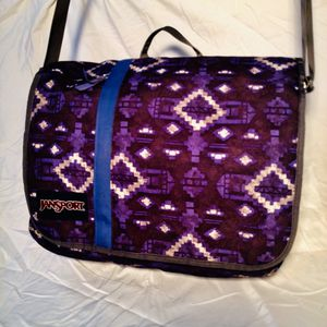 Jansport messenger style bag/backpack/laptop bag for Sale in Vista, CA