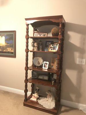 5 Shelf Book Shelf $45 for Sale in Franklin, TN