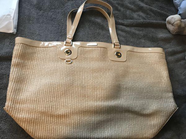Versace perfume tote / overnight bag brand new