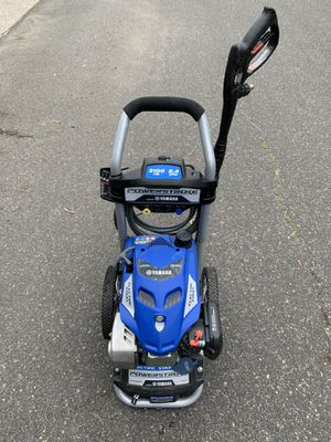 Power stroke Gas pressure washer for Sale in Portland, OR