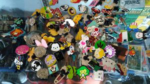 Disney pins $1.75 each for Sale in Turlock, CA
