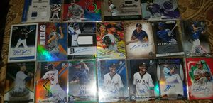 Baseball cards for Sale in Dallas, TX