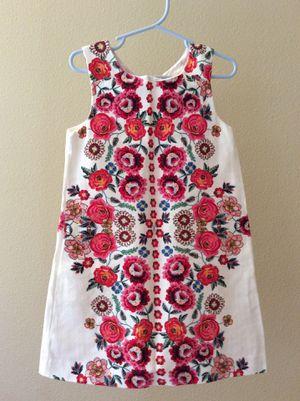 Zara girls dress(Size 5T), Princess party dress, Flower pattern dress, Girls clothes for Sale in Redmond, WA