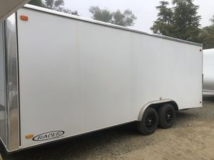 20' Carson Racer Enclosed Trailer for Sale in Riverside, CA