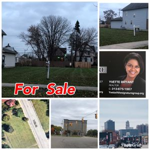 Prime vacant land for Sale in Detroit, MI