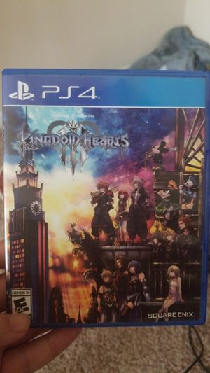 Kingdom hearts 3 for Sale in Odenton, MD